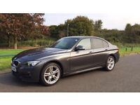 BMW 320D Msport XDrive Grey Automatic Low Mileage
