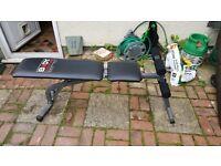 Weight bench £20