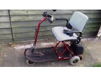 Basic mobility scooter in excellent condition