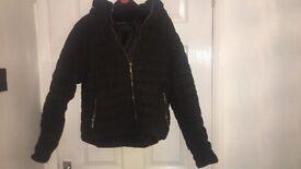 New look second hand coat