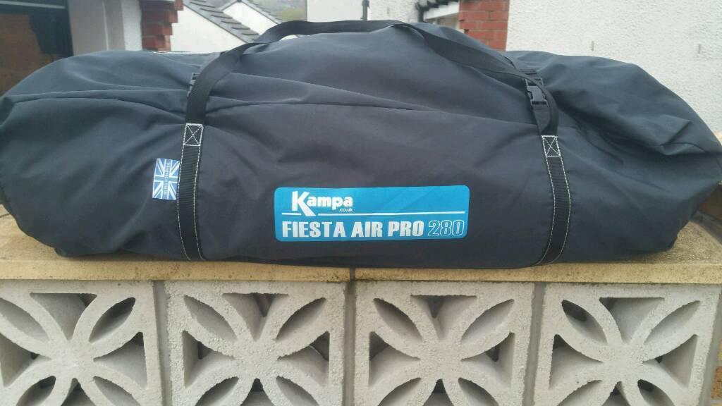 Kampa Fiesta Air Pro 280 awning