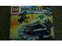 lego 70720 ninjago hover hunter