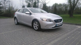 volvo v40 sperb condition low milage 2015
