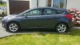 Ford Focus zetec 1.6 tdci, price negotiable !!!