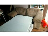 Excellent 2 Seater Sofa-Bed for Sale