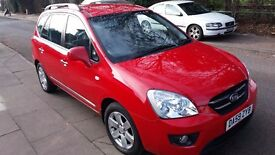 kia carens. gs crdi mpv 5 seater