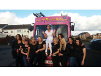 PARTY BUSES BELFAST