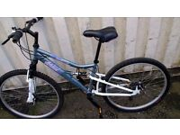 APOLLO ARIANA MOUNTAIN BICYCLE WITH DUAL DISC BRAKES 18 SPEED 26 INCH WHEEL AVAILABLE FOR SALE
