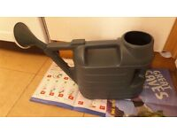 Large Watering Can with Spray Top
