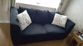 DFS 2 Seater Sofa & Armchair for sale