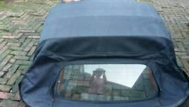 Mx5 mk2 roof and frame