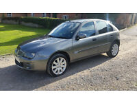 [SOLD] ROVER 25 1.6 SXI 2004 '54' - LADY OWNER LAST 6 YEARS - LOW MILEGE [SOLD]