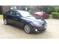 2006 Lexus IS 220d 2.2 TD SE 4dr FULL SERVICE HISTORY FULLY LOADED