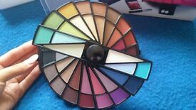 Prettypink eyeshadow wheel