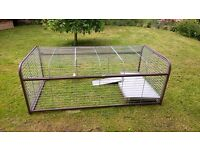 rabbit / rodent playpen,run in nice clean condition.