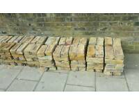 London old stock yellow brick reclaimmed