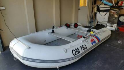Inflatable boat Dandenong Greater Dandenong Preview