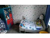 Ikea Trogen Extending Toddler Bed