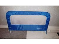 Mothercare branded side bed guard