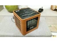Mini Kitchen or Bedroom DAB FM clock / radio / alarm