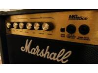 Marshall MG15CD 45 Watt Amplifier