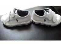 Ralph Lauren toddler shoes size 3 1/2