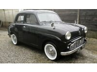 1954 STANDARD 8 803cc Saloon Car MOT and TAX Exempt