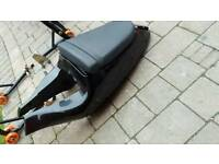 Suzuki gsxr srad rear fairings +hump/seat