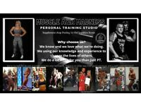 PERSONAL TRAINING in Muscle A&R Madness Paisley