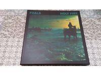 Foals Holy Fire Vinyl Boxset