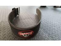 Giants Pro WeightLifting Belt