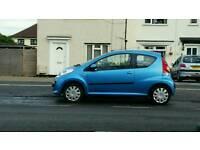 Peugeot 107 1.0 Urban 2007 cheap £20 Tax Full Mot £1700