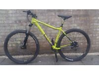 large frame mens voodo mountain bike used once very new great christmas gift BARGAIN