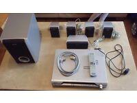 Sony DAV-DZ111 DVD 5.1 850W DVD Player and Surround Sound System