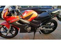 HONDA CBR125R 125 125cc