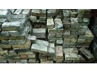 London reclaimed multi and red stock bricks