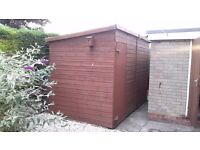 Large Garden Shed FREE - Buyer to dismantle and remove - URGENT!