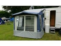 Caravan Elddis Odessey 524 2005 4 berth £5100 o.n.o