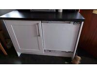 Fridge/Freezer integrated unit
