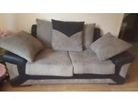 3&2 seater sofas £60 if gone tonight!
