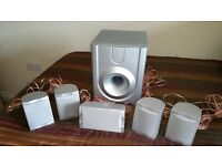 5.1 - surround sound speakers – unbranded.