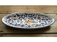 Italian Decorative Bowl Set