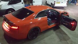 S5 coupe S-Tronic SuperSport F.A.S.H 2 owners