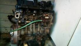 Ford fiesta 1.4 tdci engine