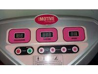 Vibration plate (motive fitness)