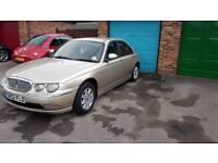 Rover 75 MOT November 18(diesel)