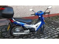 Honda ANF Innova 125cc Scooter 2007 - learner or delivery bike **new price**