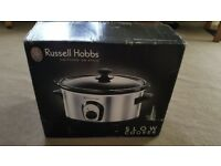Russell hobbs slow cooker NEW