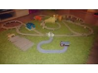 Huge Thomas trackmaster set