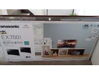 Panasonic LED 40 inch brand new smart tv